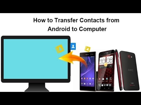 Android to pc transfer