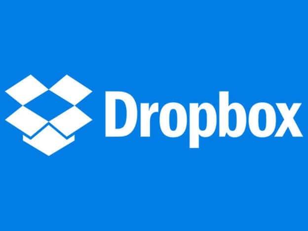 Dropbox transfer file