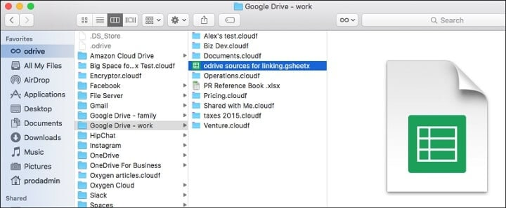access all your google drives