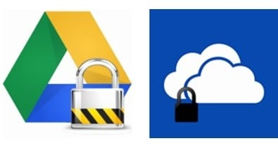 google drive vs. onedrive: security
