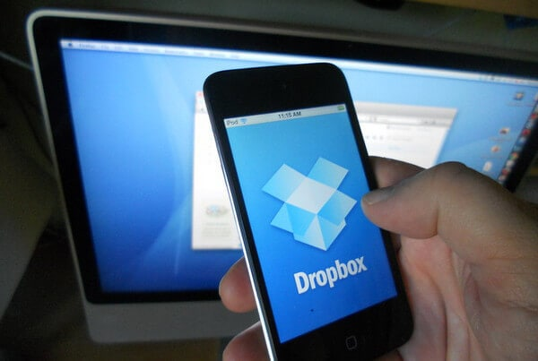 how to merge dropbox accounts