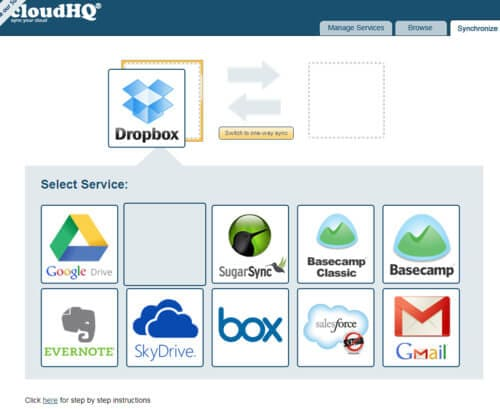 how to run dropbox on two accounts 5