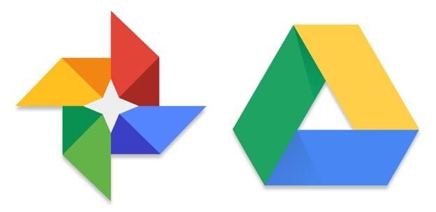 Google photos zu drive