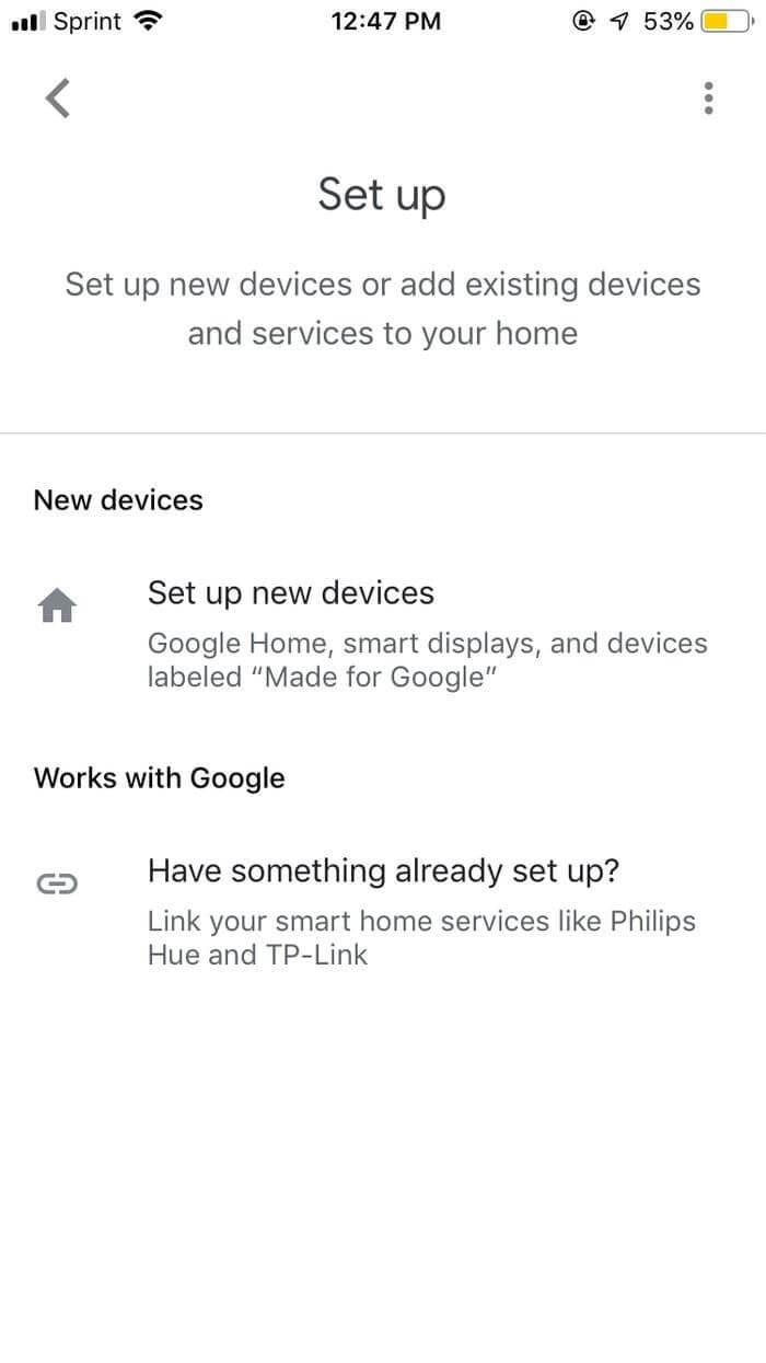 open-google-home