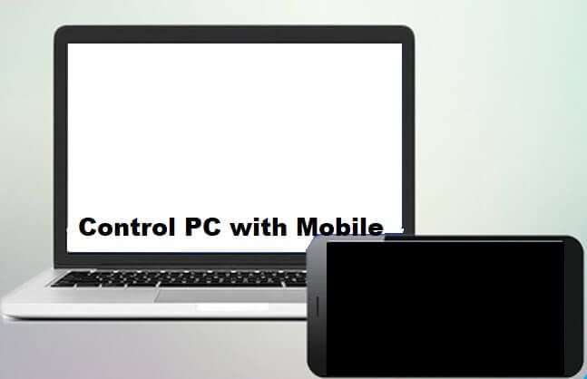 control pc with mobile 1