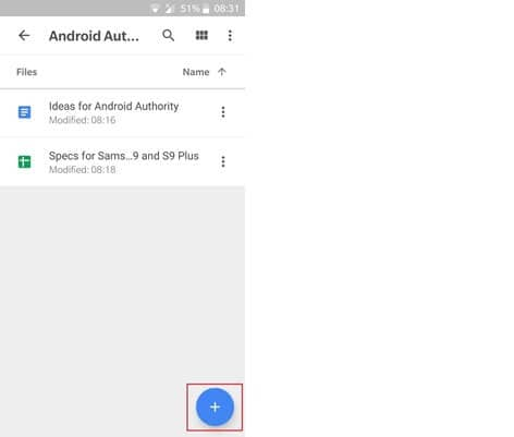 Pdf upload through phone