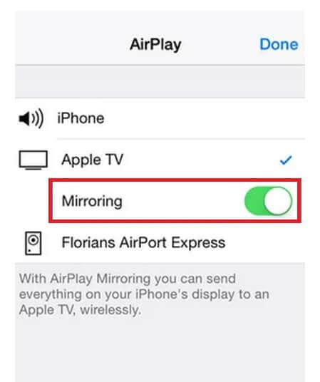 iPhone XR Screen Mirroring You Must Know-4