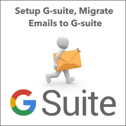 g suite - migrieren Sie E-Mails von einem Benutzer zu einem anderen