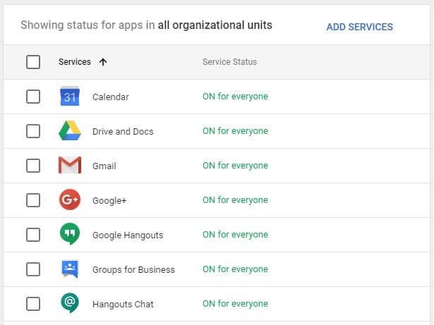 email migration g suite