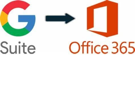 suite to office365