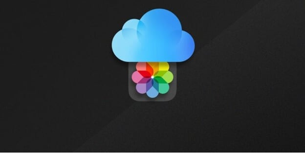 Transfer photo iCloud to other