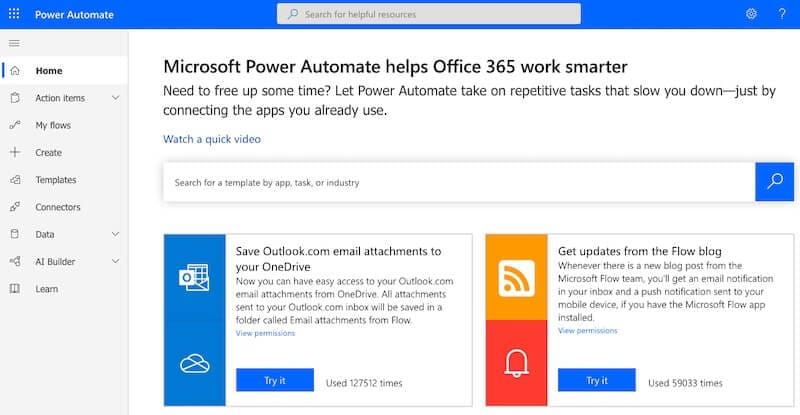 Microsoft Power Automate (Flow)