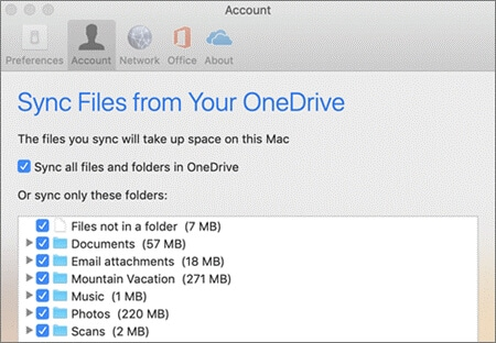 Sync OneDrive vs SharePoint