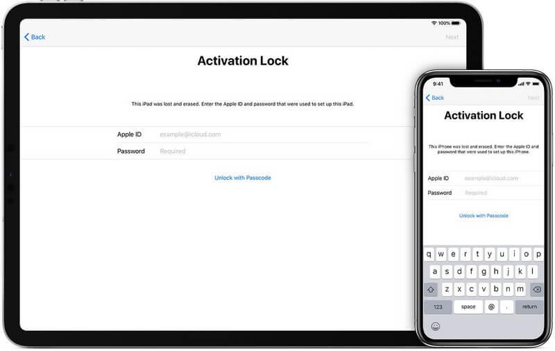 add apple id password