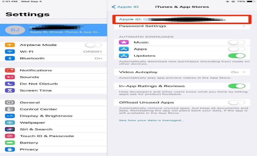 remove-apple-id-from-an-ipad-2