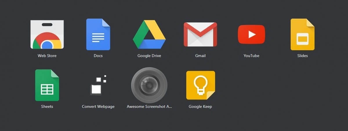 google-chrome-apps