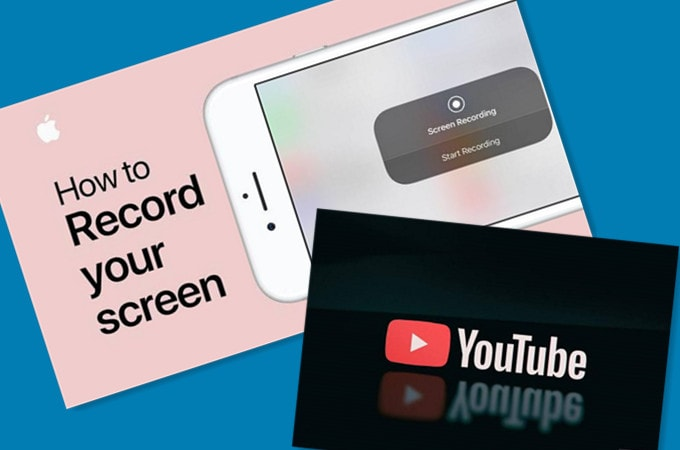 record youtube videos on iphone 1