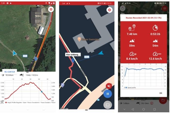 Routes GPX Generator App