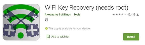 Wi-Fi-Key-Recovery