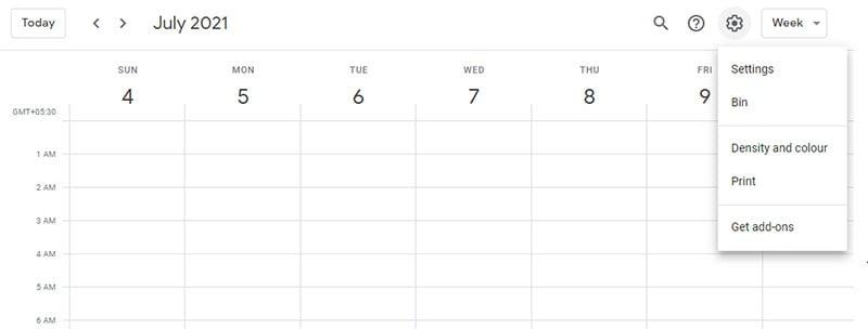 Zum Google Kalender hinzufügen