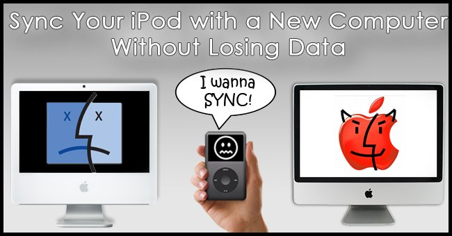 How to Transfer music from iPod to New Computer without Losing Any Data