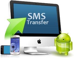 comment transférer des SMS Android vers un PC