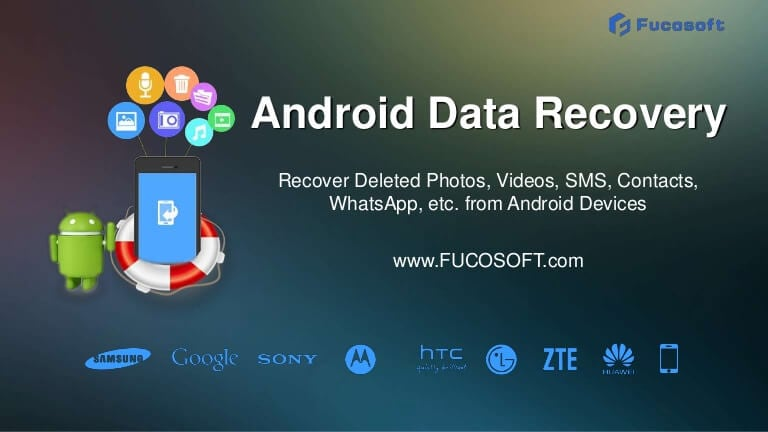 fucosoft android data recovery