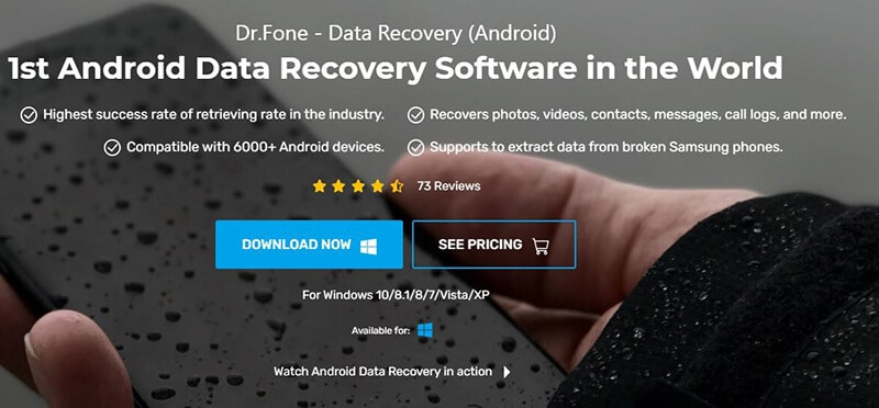 recover data without rooting