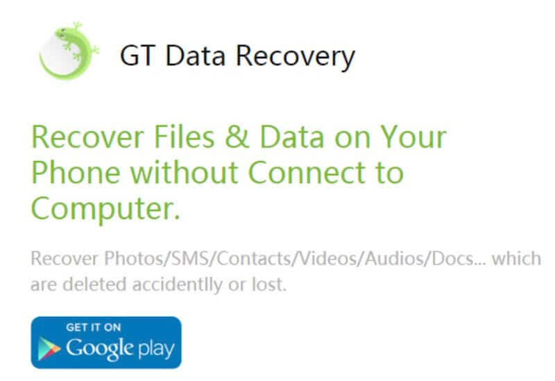 use gt recovery with rooted phone