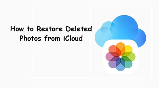 ways to retrieve photos from icloud