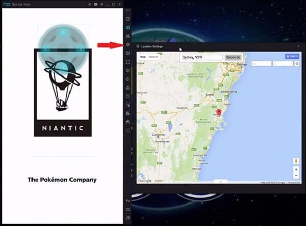 download pokemon Go to begin playing