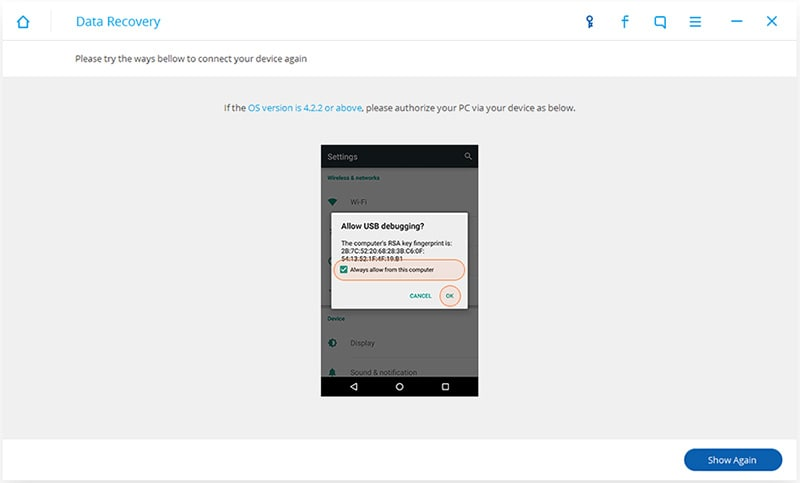 How to Retrieve Deleted Contacts from Android