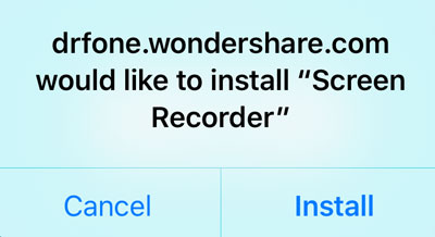 install screen recorder app