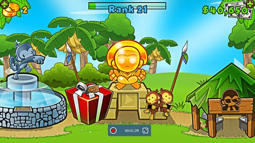 record Bloons TD 5