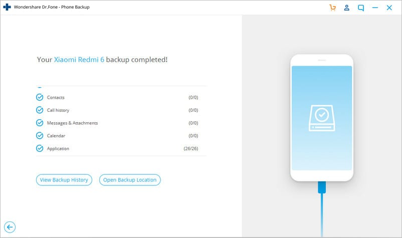 moto oreo update preparation: view backup files