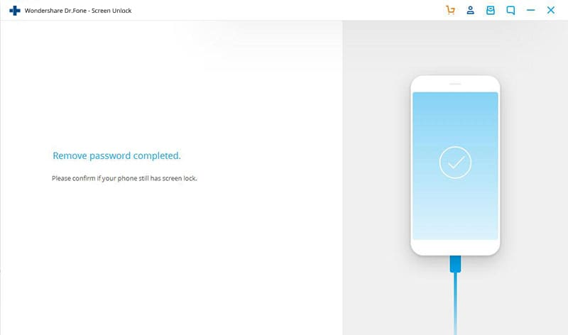 samsung galaxy s2 unlock completed