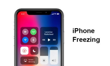 ios 14 iphone freezing