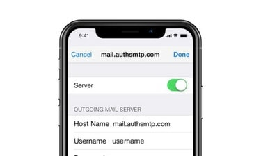 mail problems of ios 14 update