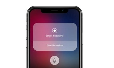 ios 14 update error - screen recording failed