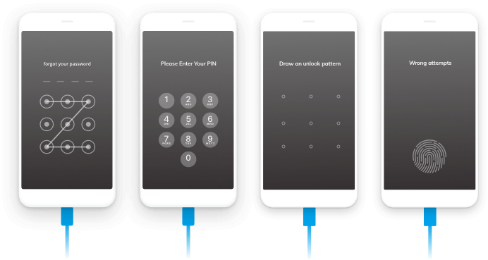 bypass android lock