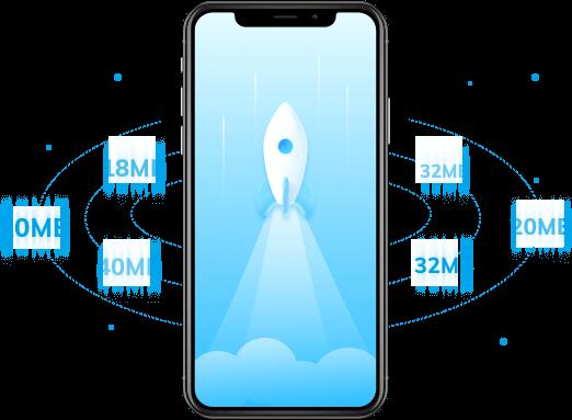 iphone data eraser - ios optimizer