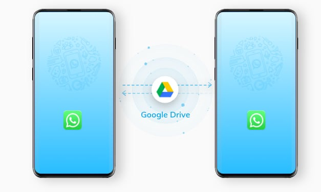whatsapp transfer using icloud