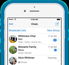 backup whatsapp chats