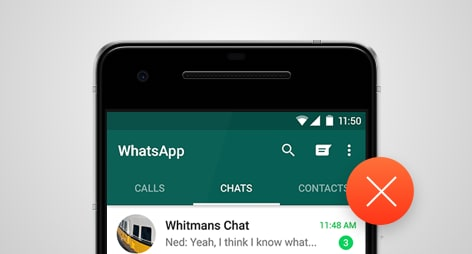 whatsapp backup stuck on android