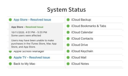 iOS 14 problem - app store problem
