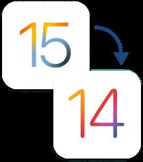 iOS 15 downgraden