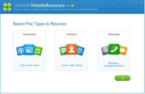 Top 5 Software di Recupero Dati Android da Scaricare