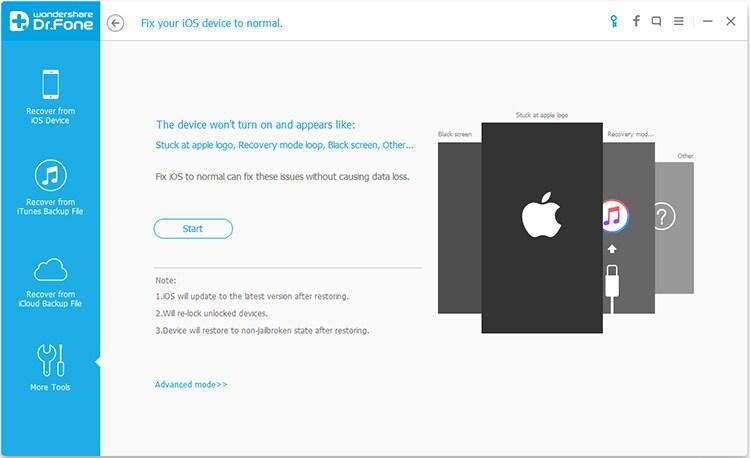 Cosa Fare Quando l'iPhone va in Brick dopo l'Aggiornamento iOS 10