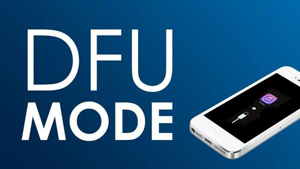 Tutto quello che vuoi sapere sul Modo DFU del tuo iPhone