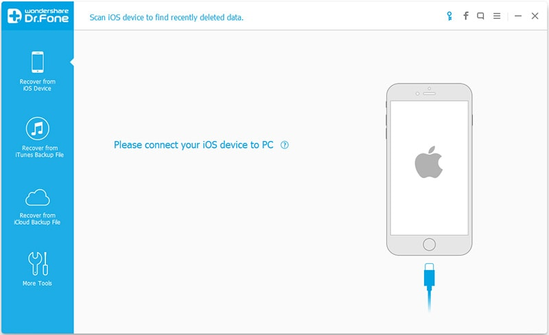 Come recuperare i messaggi con immagini cancellati dal tuo iPhone